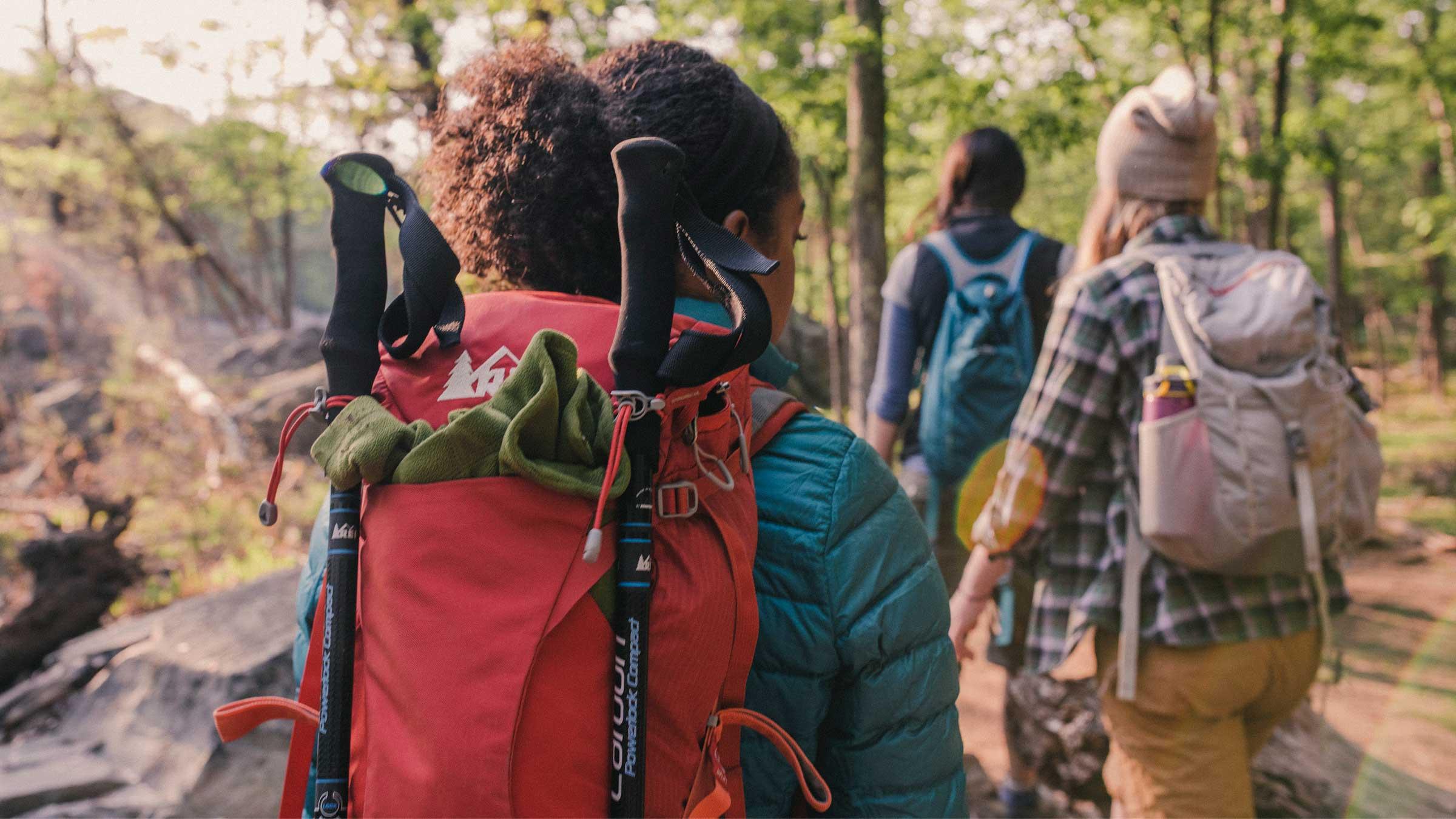 Study: Hiking Makes You Happier