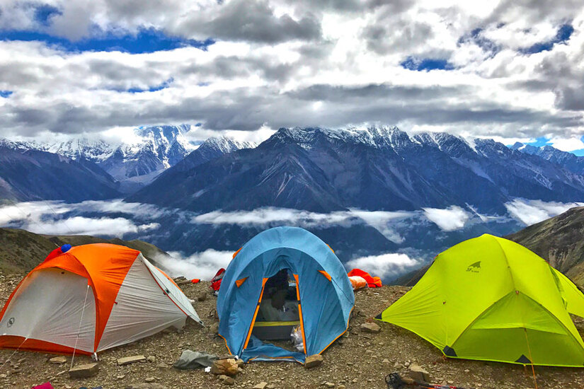 How to Maintain Your Camping Tent?