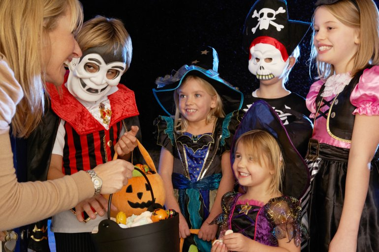 Plan a Fun Halloween in Any Weather