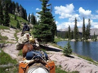 Horse Camping Sites