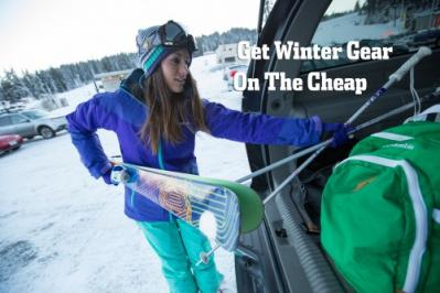 How To: Get Winter Gear On The Cheap