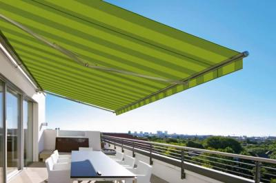 Waterproofing and damp awnings