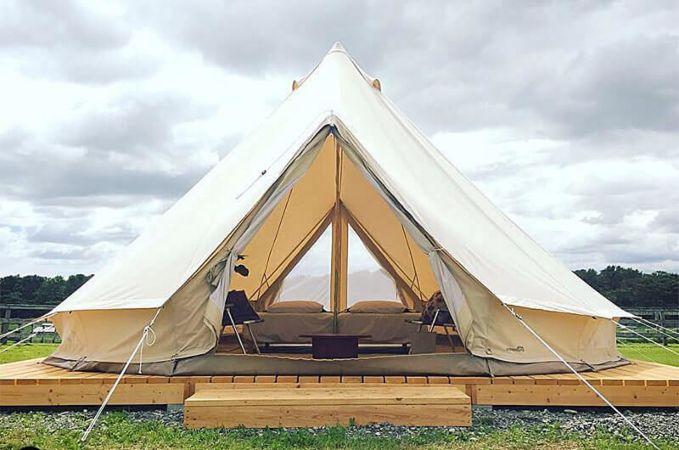 Canvas Tent Maintenance