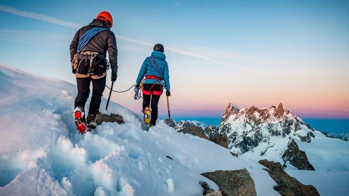 Winter Climbing , Cold  Goals