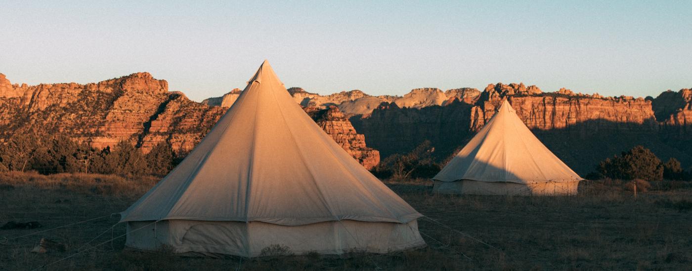 Dry Guy Waterproofing Canvas Tent